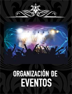 Organización de Eventos y Espectáculos