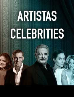 Artistas Celebrities