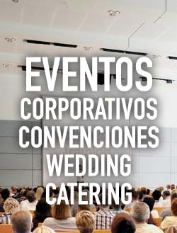 Eventos Corporativos, Convenciones, Wedding, Catering