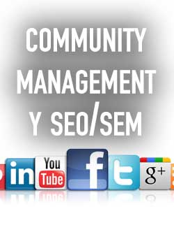 Community Management y SEO/SEM