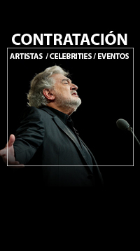 Contratacion Artistas Celebrities Eventos