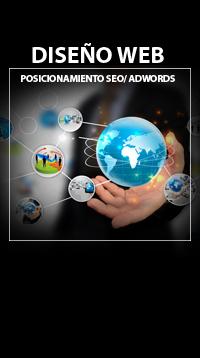Diseño Web, Posicionamiento SEO y Adwords