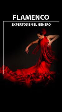 Especialistas en Flamenco